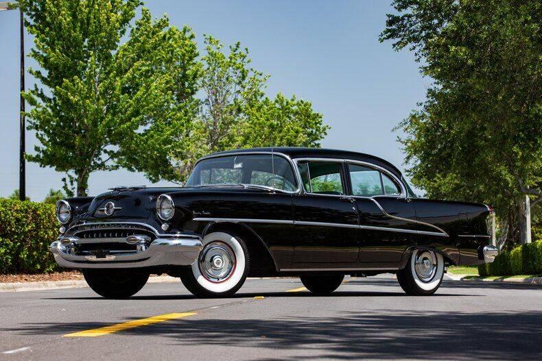 1955 Oldsmobile Ninety-Eight for sale in Orlando, FL