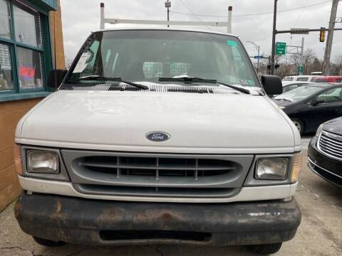 2001 Ford E-Series Cargo for sale at Nation Auto Wholesale in Cleveland OH