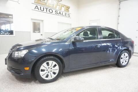 2014 Chevrolet Cruze for sale at Elite Auto Sales in Ammon ID