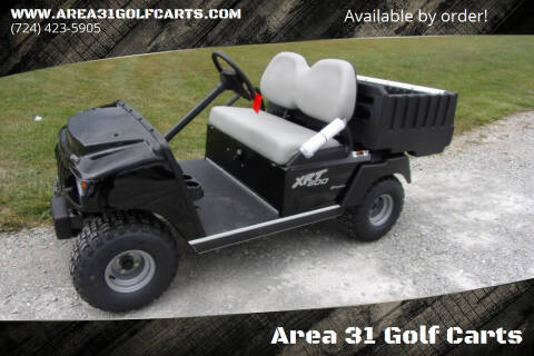 2021 Club Car XRT 800 Dump Gas EFI for sale at Area 31 Golf Carts - Gas 2 Passenger in Acme PA