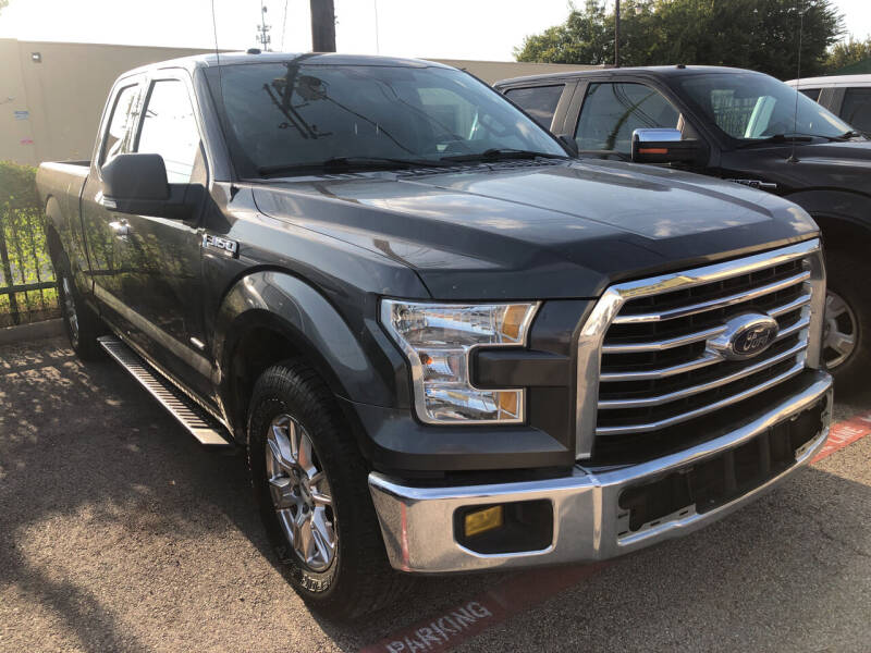 2015 Ford F-150 for sale at Auto Access in Irving TX