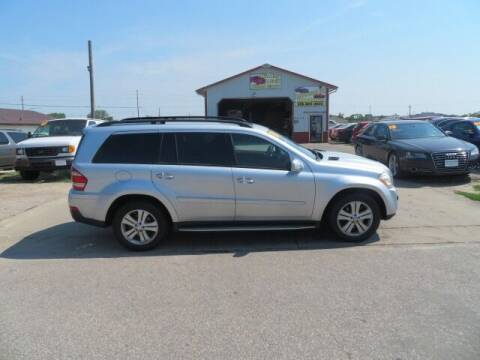 2008 Mercedes-Benz GL-Class for sale at Jefferson St Motors in Waterloo IA
