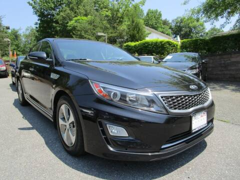 2014 Kia Optima Hybrid for sale at Direct Auto Access in Germantown MD