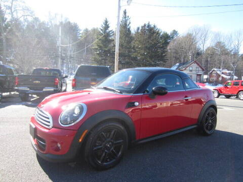 2012 MINI Cooper Coupe for sale at Auto Choice of Middleton in Middleton MA