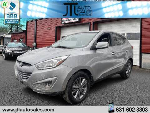 2015 Hyundai Tucson for sale at JTL Auto Inc in Selden NY