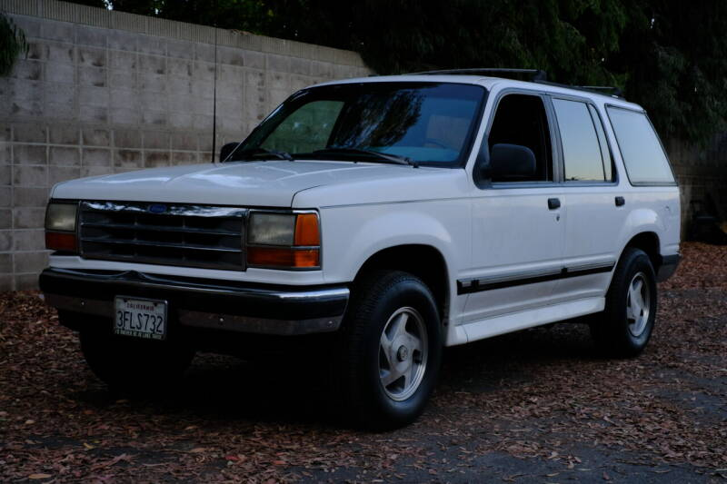1993 Ford Explorer for sale at Sports Plus Motor Group LLC in Sunnyvale CA