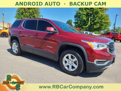 2018 GMC Acadia for sale at R & B Car Company in South Bend IN