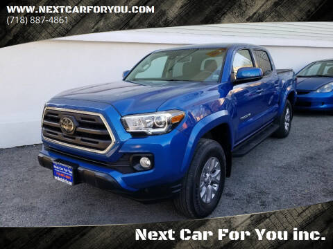 2018 Toyota Tacoma for sale at Next Car For You inc. in Brooklyn NY