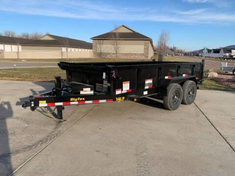 2021 Big Tex 14LP-14 Dump Box #3793 for sale at Prairie Wind Trailers, LLC in Harrisburg SD