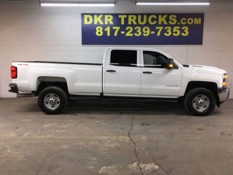 2017 Chevrolet Silverado 2500HD for sale at DKR Trucks in Arlington TX