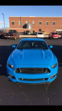 2017 Ford Mustang for sale at Luxury Auto Finder in Batavia IL