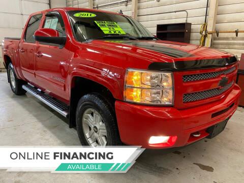 2011 Chevrolet Silverado 1500 for sale at LA Auto & RV Sales and Service in Lapeer MI