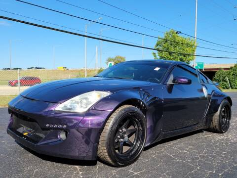 2006 Nissan 350Z for sale at Luxury Imports Auto Sales and Service in Rolling Meadows IL