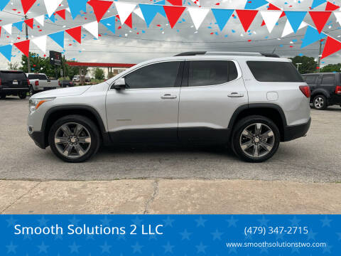 2017 GMC Acadia for sale at Smooth Solutions 2 LLC in Springdale AR