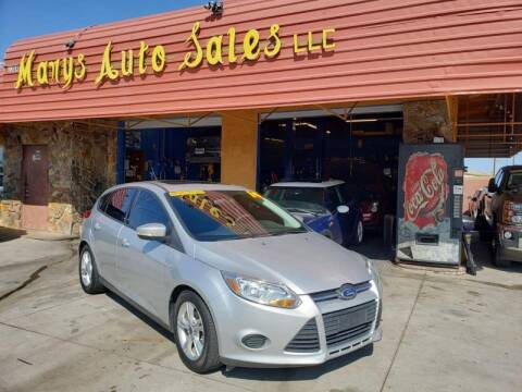 2014 Ford Focus for sale at Marys Auto Sales in Phoenix AZ