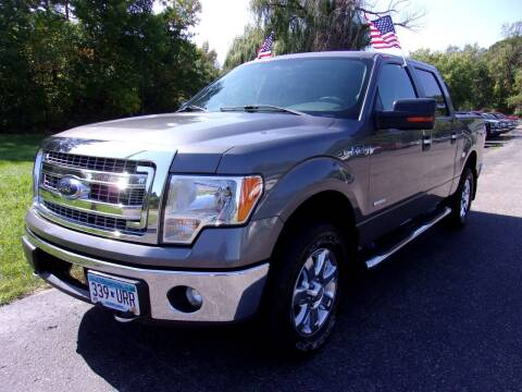 2013 Ford F-150 for sale at American Auto Sales in Forest Lake MN