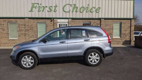 2008 Honda CR-V for sale at First Choice Auto in Greenville SC