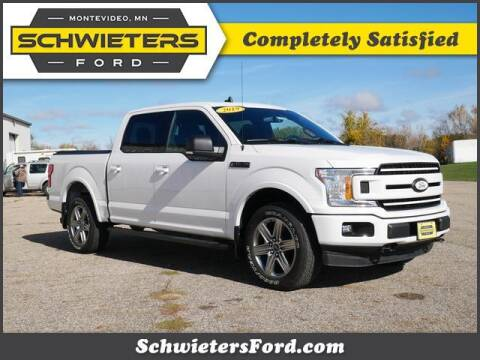 2019 Ford F-150 for sale at Schwieters Ford of Montevideo in Montevideo MN