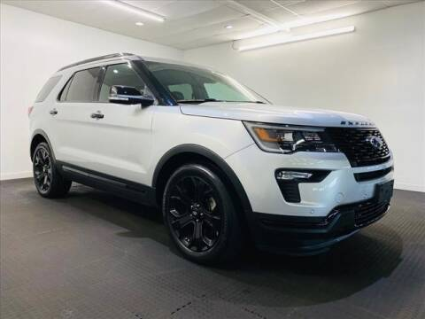 2019 Ford Explorer for sale at Champagne Motor Car Company in Willimantic CT