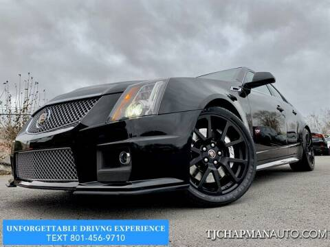 2013 Cadillac CTS-V for sale at TJ Chapman Auto in Salt Lake City UT