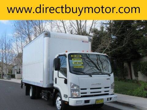 2014 Isuzu NPR HD for sale at Direct Buy Motor in San Jose CA