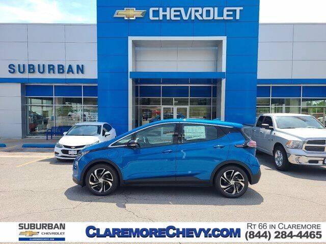 2022 Chevrolet Bolt EV for sale in Owasso, OK