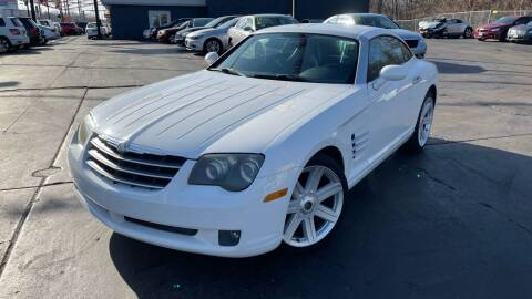 2004 Chrysler Crossfire for sale at ROUTE 6 AUTOMAX in Markham IL