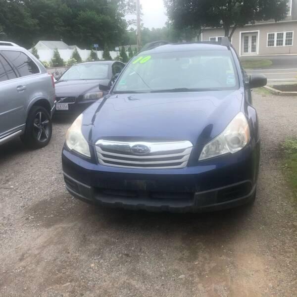 2010 Subaru Outback for sale at Specialty Auto Inc in Hanson MA