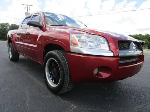 2007 Mitsubishi Raider for sale at Thornhill Motor Company in Lake Worth TX