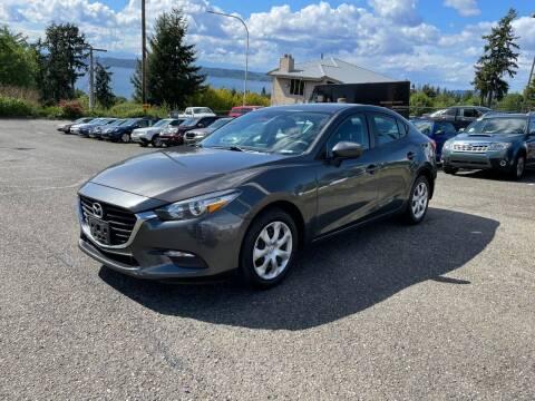 2017 Mazda MAZDA3 for sale at KARMA AUTO SALES in Federal Way WA