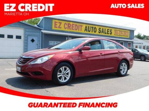2013 Hyundai Sonata for sale at Pioneer Family preowned autos in Williamstown WV