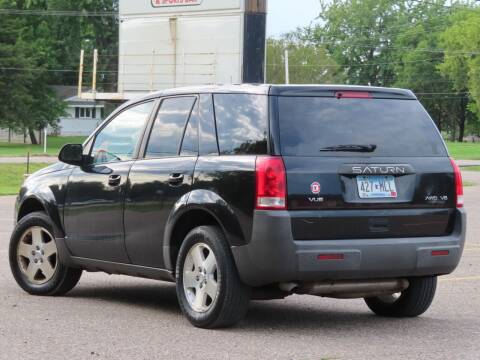 2004 Saturn Vue for sale at Big Man Motors in Farmington MN