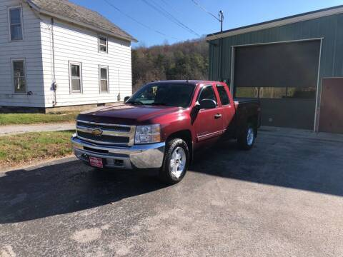 2013 Chevrolet Silverado 1500 for sale at DAN KEARNEY'S USED CARS in Center Rutland VT
