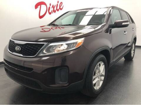 2014 Kia Sorento for sale at Dixie Motors in Fairfield OH