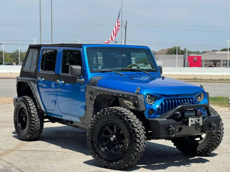 2015 Jeep Wrangler Unlimited for sale at Austin Direct Auto Sales in Austin TX