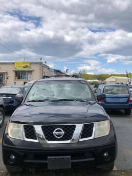 2006 Nissan Pathfinder for sale at Budget Auto Deal and More Services Inc in Worcester MA