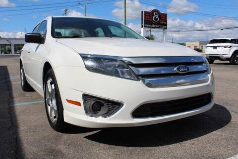 2012 Ford Fusion for sale at B & B Car Co Inc. in Clinton Twp MI