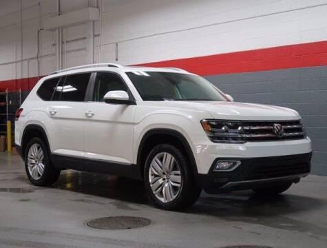 2019 Volkswagen Atlas for sale at CU Carfinders in Norcross GA