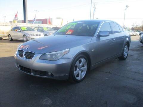 2006 BMW 5 Series for sale at CAR SOURCE OKC in Oklahoma City OK