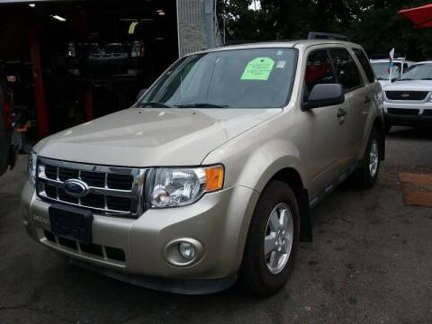 2012 Ford Escape for sale at Deleon Mich Auto Sales in Yonkers NY