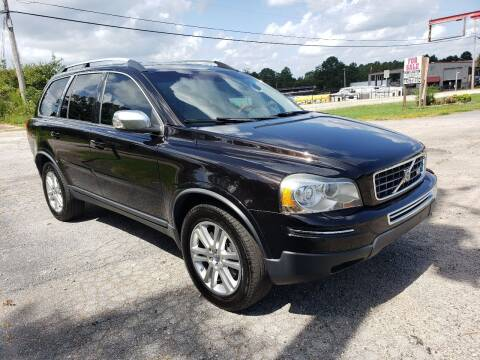 2008 Volvo XC90 for sale at GA Auto IMPORTS  LLC in Buford GA