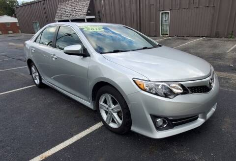 2012 Toyota Camry for sale at Nile Auto in Columbus OH
