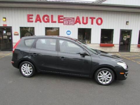 2009 Hyundai Elantra for sale at Eagle Auto Center in Seneca Falls NY