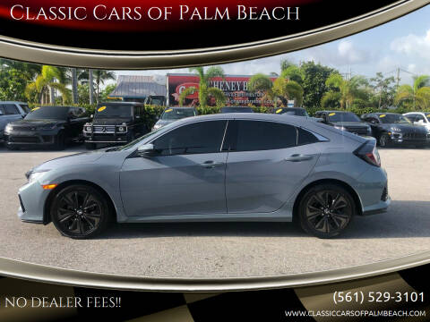 2019 Honda Civic for sale at Classic Cars of Palm Beach in Jupiter FL