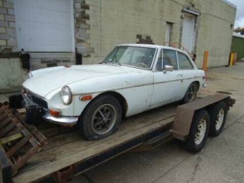 1974 MG MGB for sale at Haggle Me Classics in Hobart IN