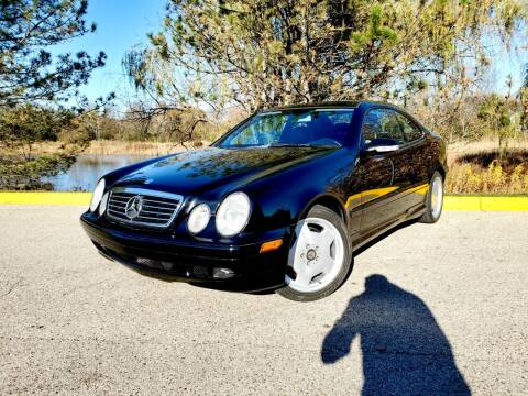 2001 Mercedes-Benz CLK for sale at Excalibur Auto Sales in Palatine IL