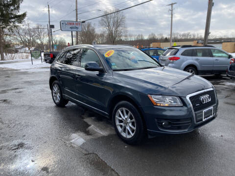 2011 Audi Q5 for sale at JERRY SIMON AUTO SALES in Cambridge NY