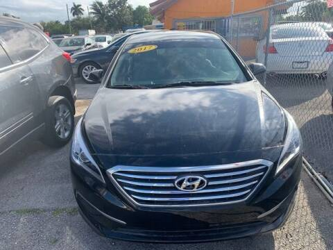 2017 Hyundai Sonata for sale at VC Auto Sales in Miami FL