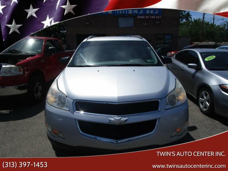 2011 Chevrolet Traverse for sale at Twin's Auto Center Inc. in Detroit MI