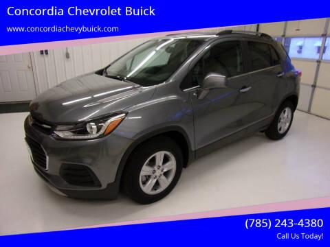 2020 Chevrolet Trax for sale at Concordia Chevrolet Buick in Concordia KS